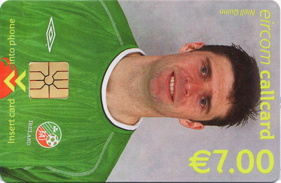 Niall Quinn - World Cup 2002