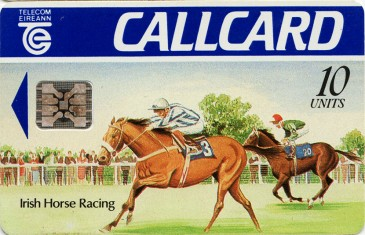 Irish Horse Racing Schlumberger SC5 Front
