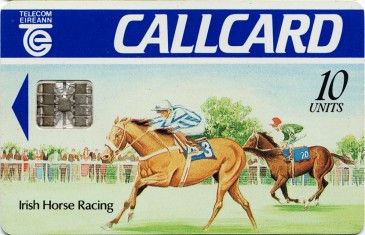 Irish Horse Racing Schlumberger SC7 Front
