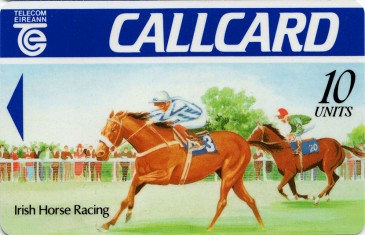 Irish Horse Racing (Dummy Card)