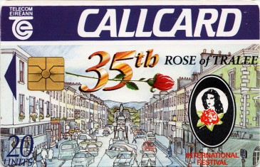 Rose of Tralee '93 Front