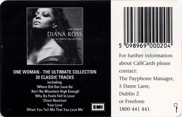 Diana Ross Back