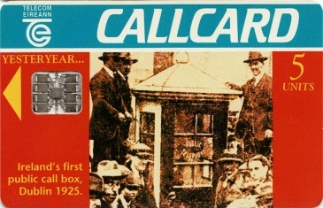 Call Box (Yesteryear)