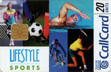 Lifestyle Sports '97 Front