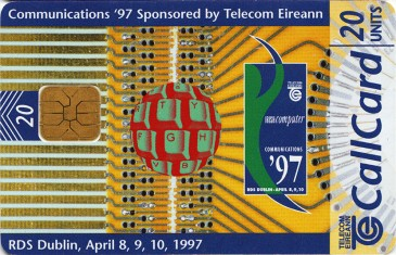 Communications '97 Front