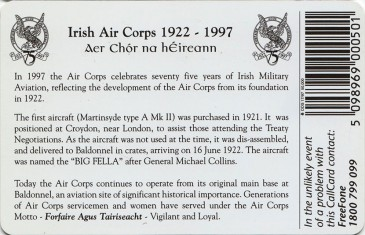 Air Corps '97 Back