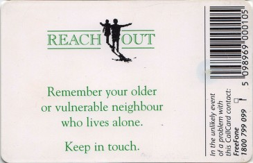 Reach Out '97 Back