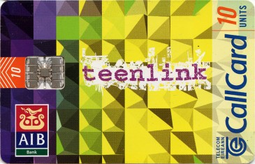 AIB Teenlink Front