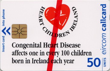 Heart Children Ireland Front