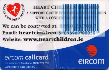 Heart Children Ireland Back