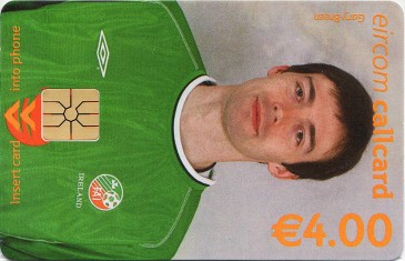 Gary Breen - World Cup 2002