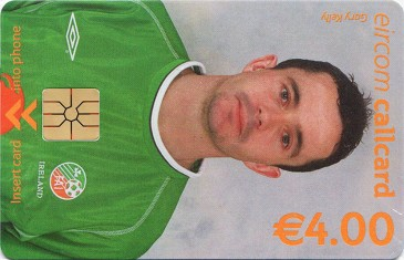 Gary Kelly - World Cup 2002