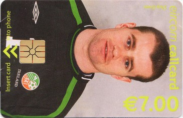 Shay Given - World Cup 2002 Front