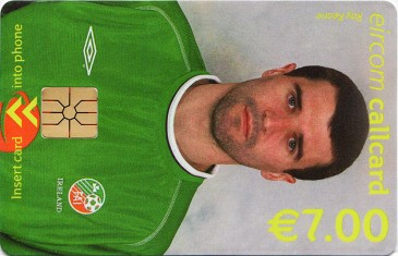 Roy Keane - World Cup 2002 Front
