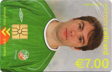Jason McAteer - World Cup 2002 Front