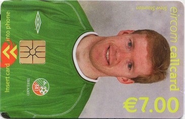 Steve Staunton - World Cup 2002