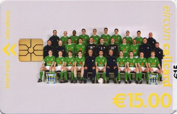 World Cup 2002 Team Front