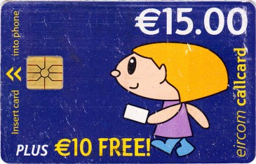Simply Talk €15 + €10 Free Front