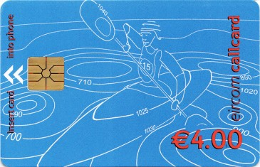 Special Olympics €4 Front