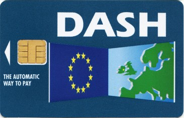Dash Card Front