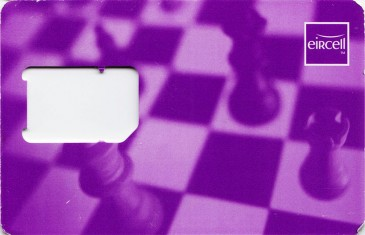 Eircell Chessboard SIM Card