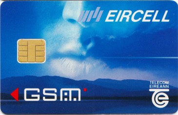 Eircell Mountain Voice GSM SIM Card