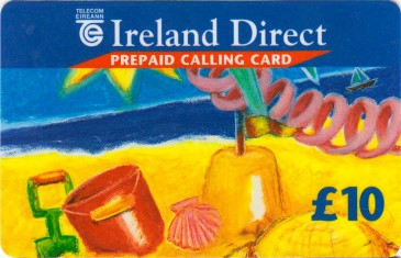 Ireland Direct £10 Front