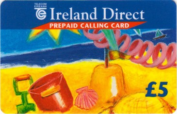 Ireland Direct £5 A Front