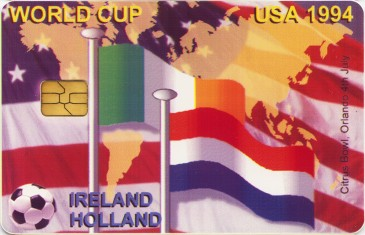 World Cup 1994 - Holland