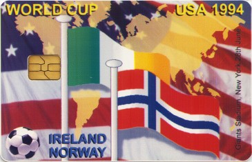 World Cup 1994 - Norway