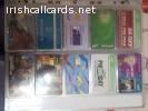Irish call cards