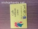 Kellogg's 5unit card in original pack