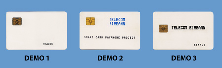 Demo Callcards