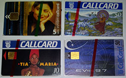 Mint Callcards