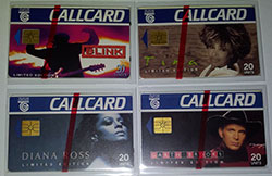 Music Callcards